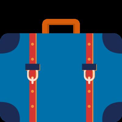 Storage luggage